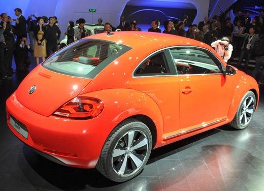 Nuova Volkswagen Beetle - Foto 17 di 39