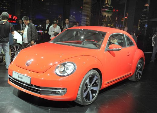 Nuova Volkswagen Beetle - Foto 18 di 39