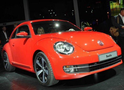 Nuova Volkswagen Beetle - Foto 19 di 39