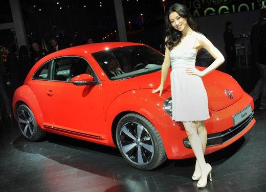 Nuova Volkswagen Beetle - Foto 20 di 39