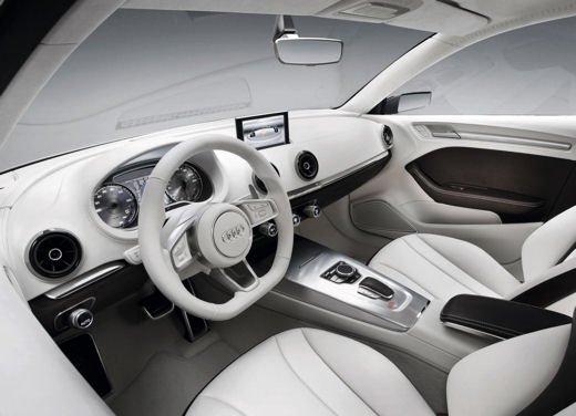 Nuova Audi A3 2012 disponibile in 4 varianti - Foto 22 di 22
