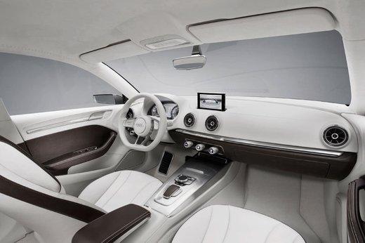 Nuova Audi A3 2012 disponibile in 4 varianti - Foto 6 di 22