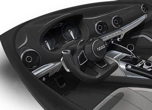 Nuova Audi A3 2012 disponibile in 4 varianti - Foto 7 di 22