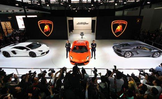 Lamborghini Aventador - Foto 1 di 22