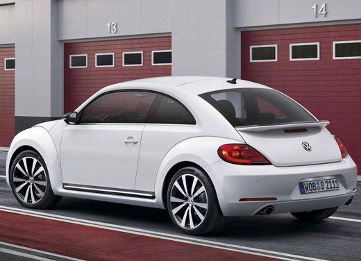 Nuova Volkswagen Beetle - Foto 26 di 39