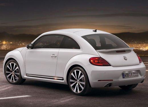 Nuova Volkswagen Beetle - Foto 27 di 39
