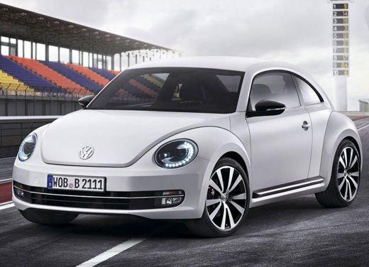Nuova Volkswagen Beetle - Foto 28 di 39