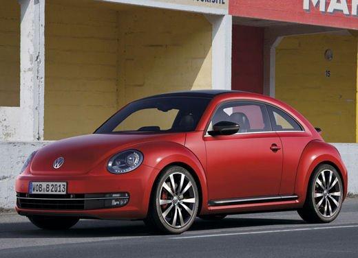 Nuova Volkswagen Beetle - Foto 24 di 39