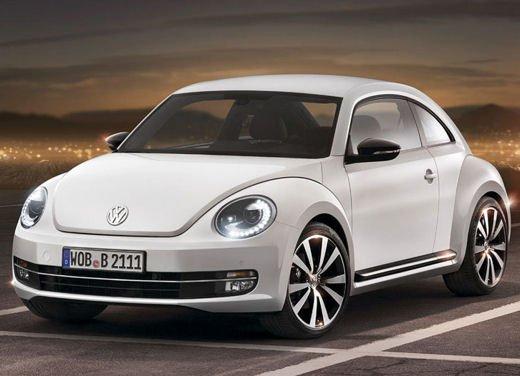 Nuova Volkswagen Beetle - Foto 36 di 39