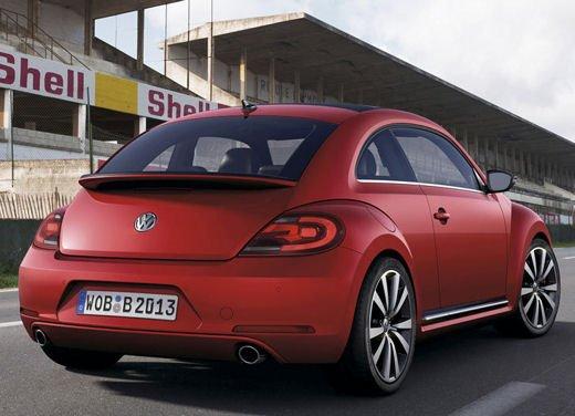 Nuova Volkswagen Beetle - Foto 37 di 39