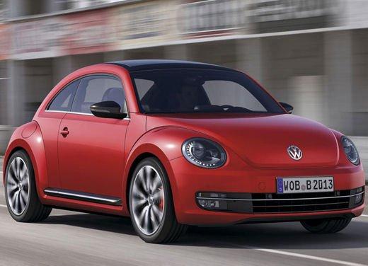Nuova Volkswagen Beetle - Foto 39 di 39