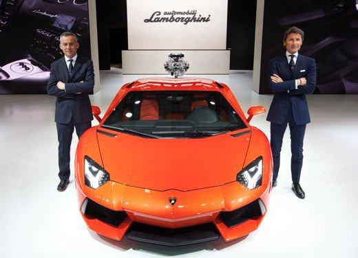 Lamborghini Aventador - Foto 2 di 22