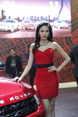 Salone Auto Shanghai 2011 – Girls 1 - Foto 12 di 26