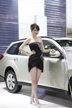 Salone Auto Shanghai 2011 – Girls 1 - Foto 14 di 26