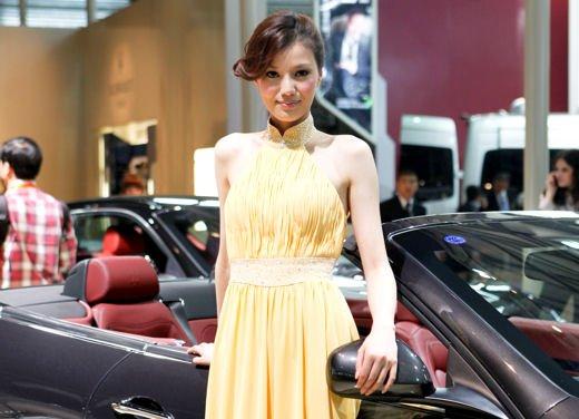 Salone Auto Shanghai 2011 – Girls 1 - Foto 1 di 26
