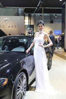 Salone Auto Shanghai 2011 – Girls 1 - Foto 16 di 26