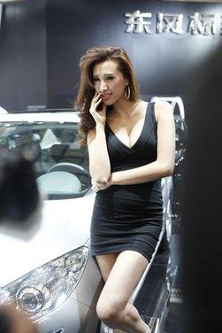 Salone Auto Shanghai 2011 – Girls 1 - Foto 5 di 26
