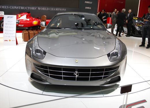Ferrari FF - Foto 2 di 28