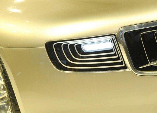 Volvo Concept Universe, futura berlina di lusso svelata a Shanghai - Foto 8 di 22