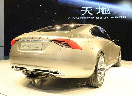 Volvo Concept Universe, futura berlina di lusso svelata a Shanghai - Foto 5 di 22