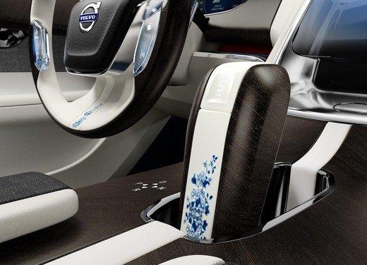 Volvo Concept Universe, futura berlina di lusso svelata a Shanghai - Foto 16 di 22