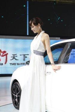 Salone Auto Shanghai 2011 – Girls 1 - Foto 24 di 26