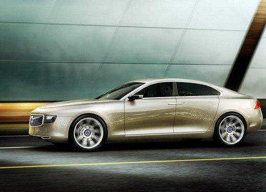 Volvo Concept Universe, futura berlina di lusso svelata a Shanghai - Foto 12 di 22