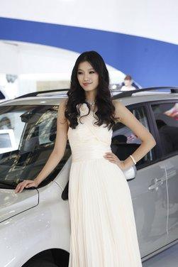 Salone Auto Shanghai 2011 – Girls 1 - Foto 26 di 26