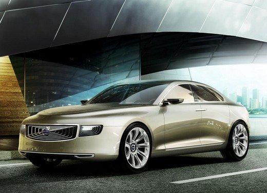 Volvo Concept Universe, futura berlina di lusso svelata a Shanghai - Foto 17 di 22
