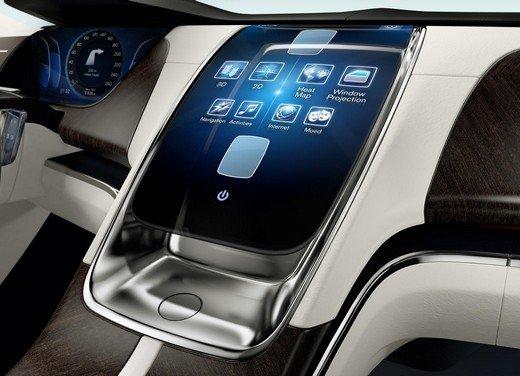 Volvo Concept Universe, futura berlina di lusso svelata a Shanghai - Foto 19 di 22