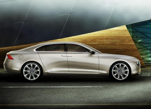 Volvo Concept Universe, futura berlina di lusso svelata a Shanghai - Foto 20 di 22