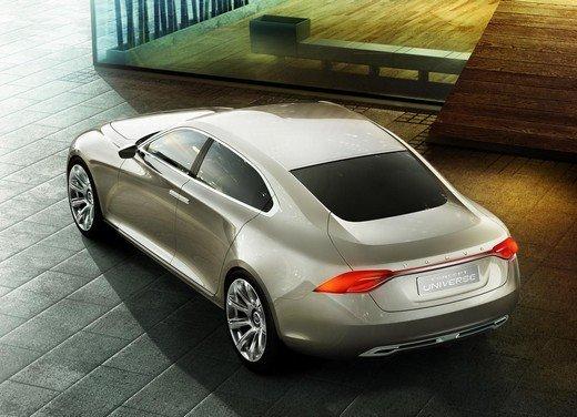 Volvo Concept Universe, futura berlina di lusso svelata a Shanghai - Foto 21 di 22