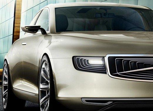 Volvo Concept Universe, futura berlina di lusso svelata a Shanghai - Foto 10 di 22