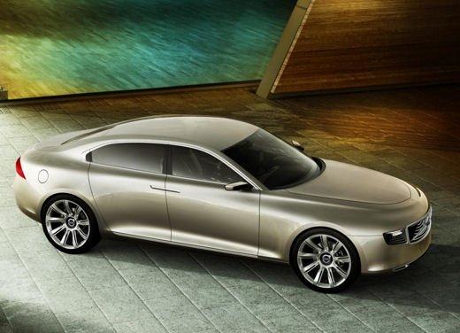 Volvo Concept Universe, futura berlina di lusso svelata a Shanghai - Foto 11 di 22