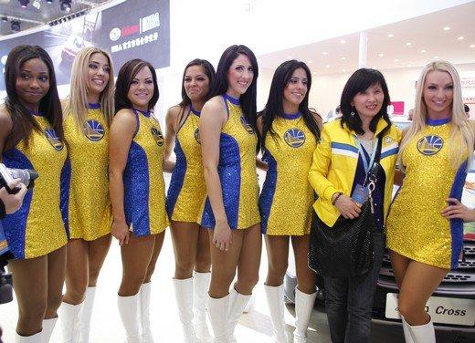 Salone Auto Shanghai 2011 – Girls 2 - Foto 4 di 26