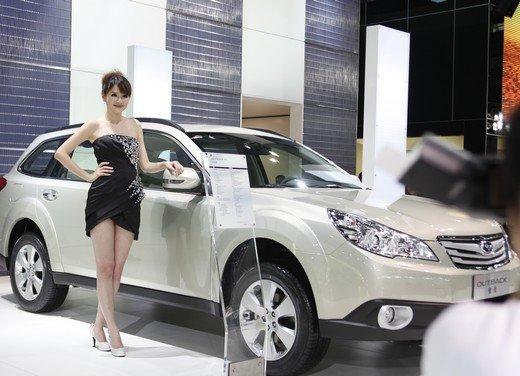 Salone Auto Shanghai 2011 – Girls 2 - Foto 13 di 26