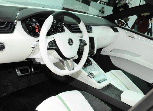 Škoda al  Salone di Shanghai 2011 prosegue la sua strategia di crescita nel mercato cinese - Foto 6 di 6
