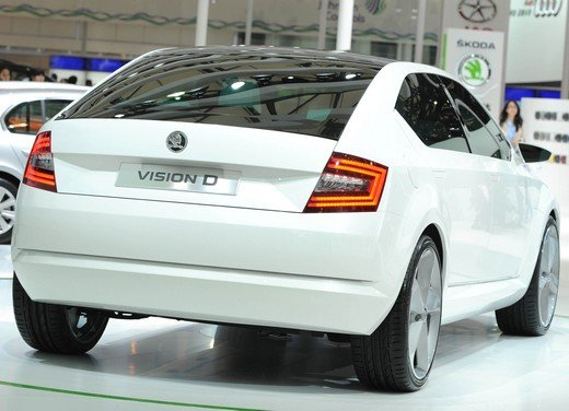 Škoda al  Salone di Shanghai 2011 prosegue la sua strategia di crescita nel mercato cinese - Foto 4 di 6