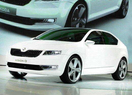 Škoda al  Salone di Shanghai 2011 prosegue la sua strategia di crescita nel mercato cinese - Foto 3 di 6