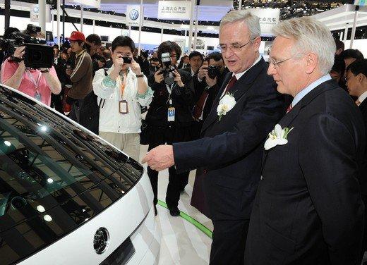 Škoda al  Salone di Shanghai 2011 prosegue la sua strategia di crescita nel mercato cinese - Foto 5 di 6