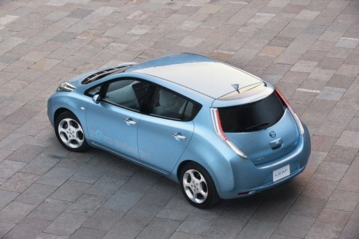 Nissan LEAF vince a New York il premio World Car of the Year 2011 - Foto 2 di 8