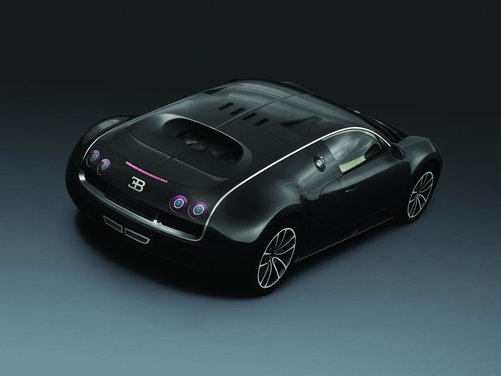 Bugatti Veyron Grand Sport Special Edition, supercar in esclusiva per la Cina - Foto 5 di 10