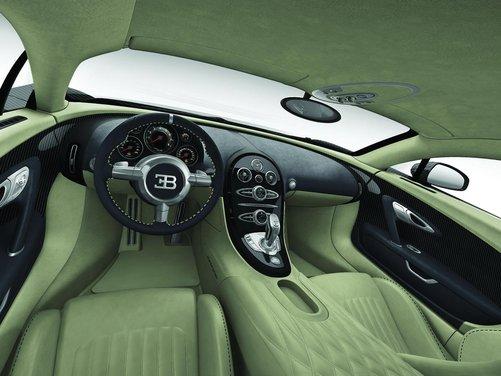 Bugatti Veyron Grand Sport Special Edition, supercar in esclusiva per la Cina - Foto 6 di 10