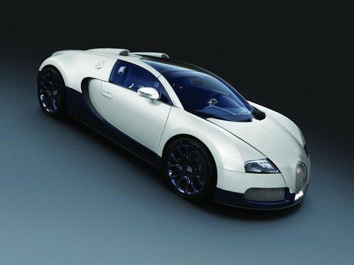 Bugatti Veyron Grand Sport Special Edition, supercar in esclusiva per la Cina - Foto 7 di 10