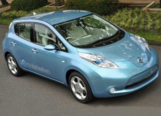 Nissan LEAF vince a New York il premio World Car of the Year 2011