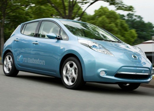 Nissan LEAF vince a New York il premio World Car of the Year 2011 - Foto 7 di 8