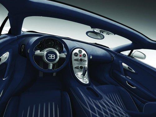 Bugatti Veyron Grand Sport Special Edition, supercar in esclusiva per la Cina - Foto 9 di 10