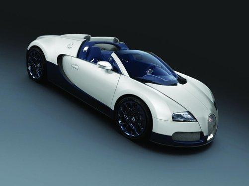 Bugatti Veyron Grand Sport Special Edition, supercar in esclusiva per la Cina - Foto 10 di 10