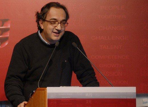 Marchionne smentisce che Fiat voglia lasciare l'Italia - Foto 5 di 6