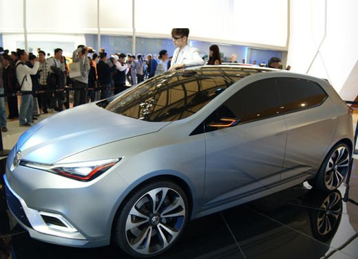 MG Concept 5